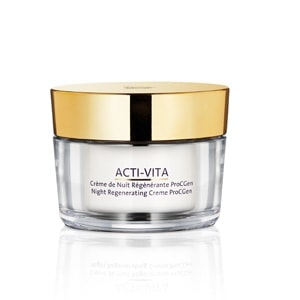 acti vita night cream