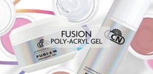 Fusion - akrylli & geeli