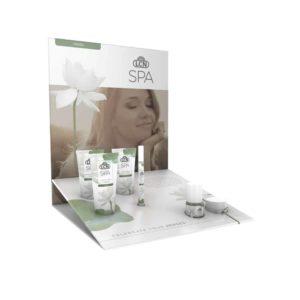 LCN SPA käsienhoito tuotteiden testeri telilne