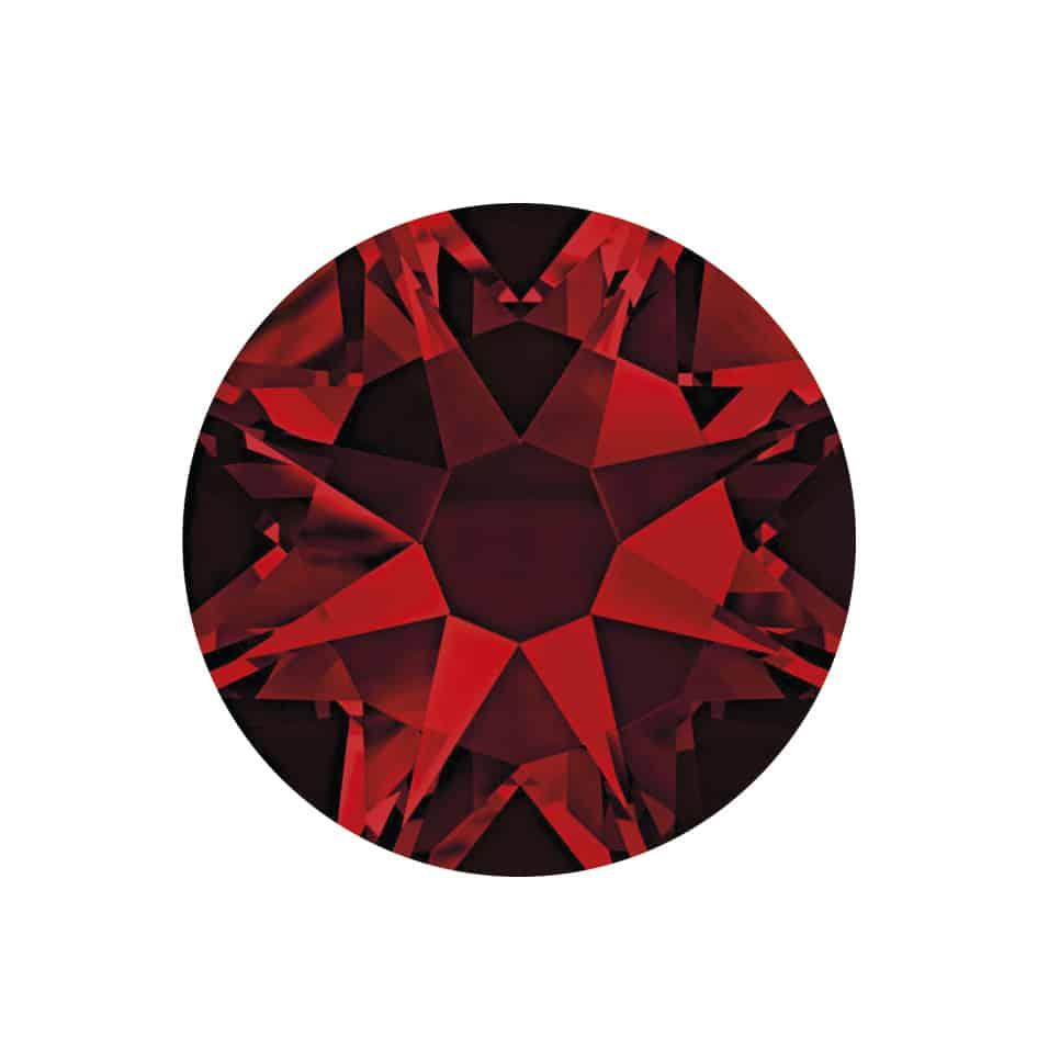 Crackling fire swarovskin kristalli
