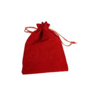 Punainen samettipussi
