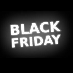 Black Friday 25. - 29.11